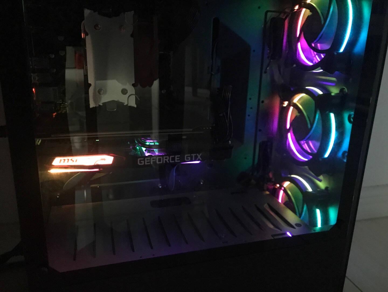 微星(MSI)魔龙ZGeForceGTX1660SUPERGAMINGZPLUS6G1660S超旗舰电竞游戏台式电脑独立显卡