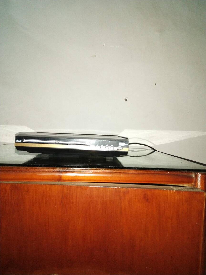 先科DVD碟机高清播放器dvd播放机一体VCD光碟EVD影碟机黑色标准版
