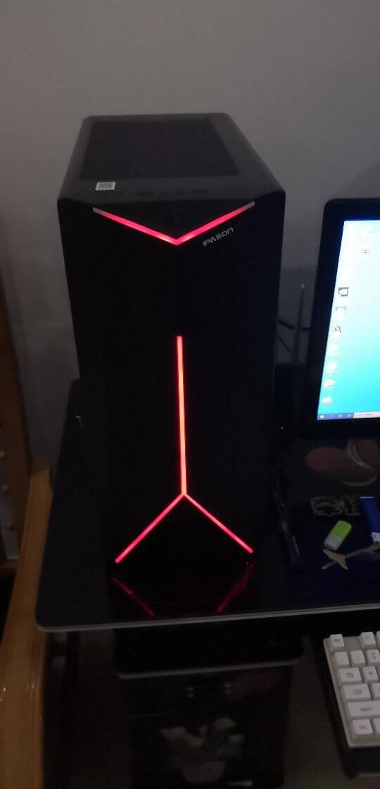 攀升战神水冷十代i510400F/RTX2060设计师游戏台式机电脑主机【十代i516G512GRTX2060】