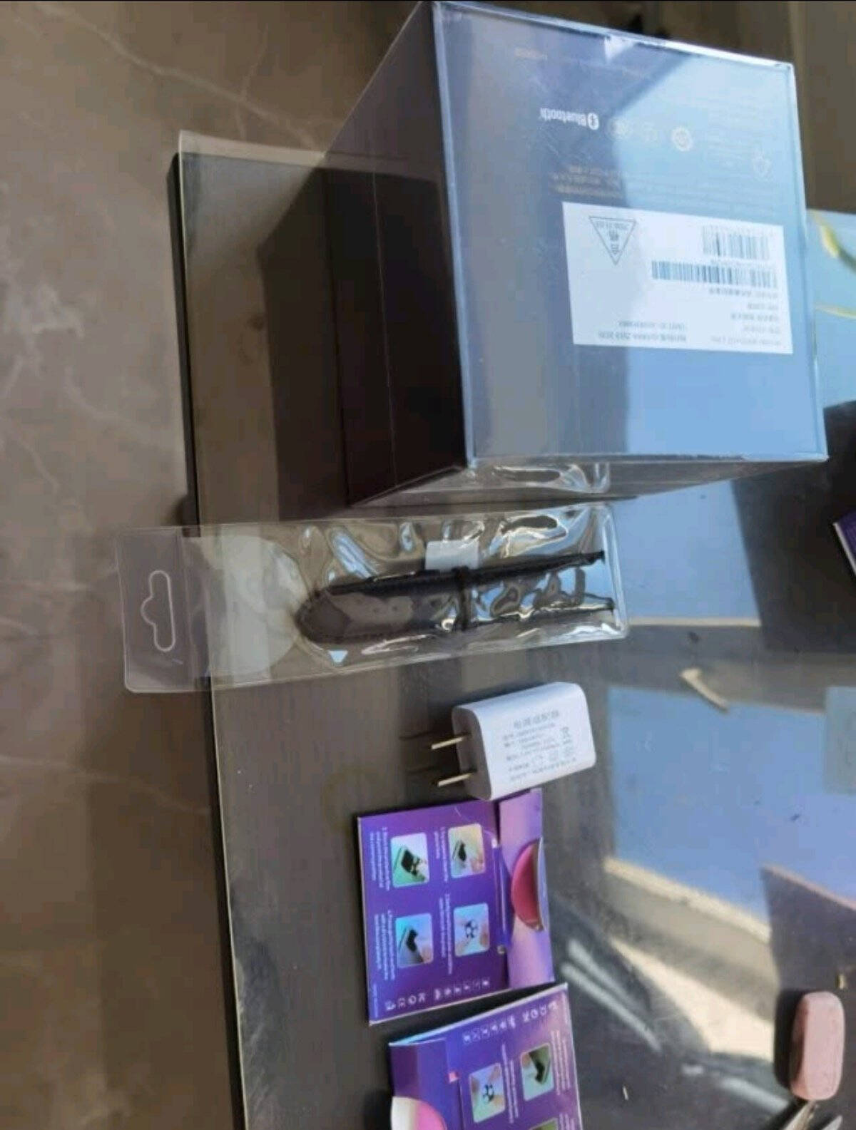 【京东仓当天发】华为手表watchgt2pro运动智能手表男女成人款NFC电话手环运动款-幻夜黑|送皮表带+钢化膜+充电头+搭购钢带