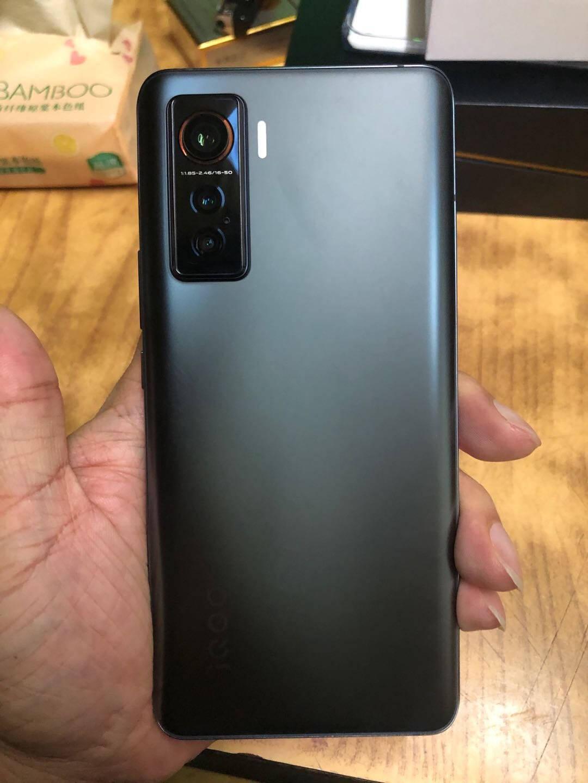 vivoiQOO5皓影12GB+128GB120Hz柔性屏骁龙865KPL专业电竞游戏手机双模5G全网通手机vivoiqoo5