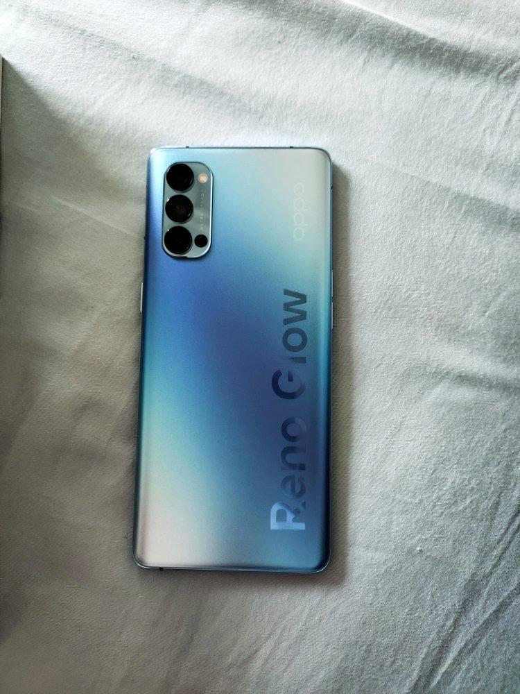 OPPO Reno4 Pro手机,给女生拍照的好礼物