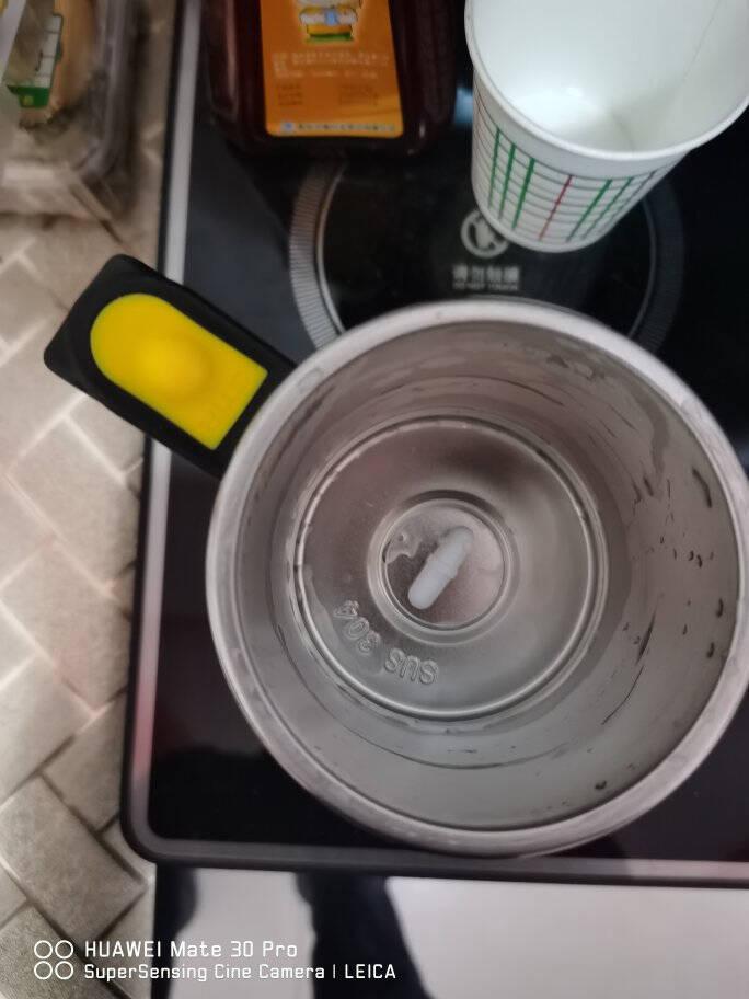 一物一造全自动磁力搅拌杯中秋节教师节礼物生日礼物送老师女朋友男朋友懒人电动旋转咖啡杯水杯杯子实用礼品磁力升级版搅拌杯-黑色