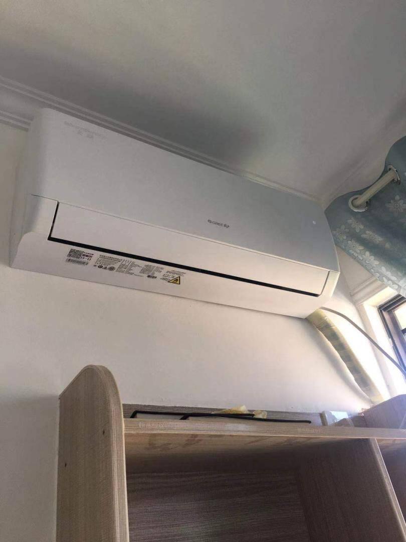格力(GREE)3匹天丽新一级能效变频冷暖自清洁圆柱空调立式柜机KFR-72LW/(72530)FNhAk-B1