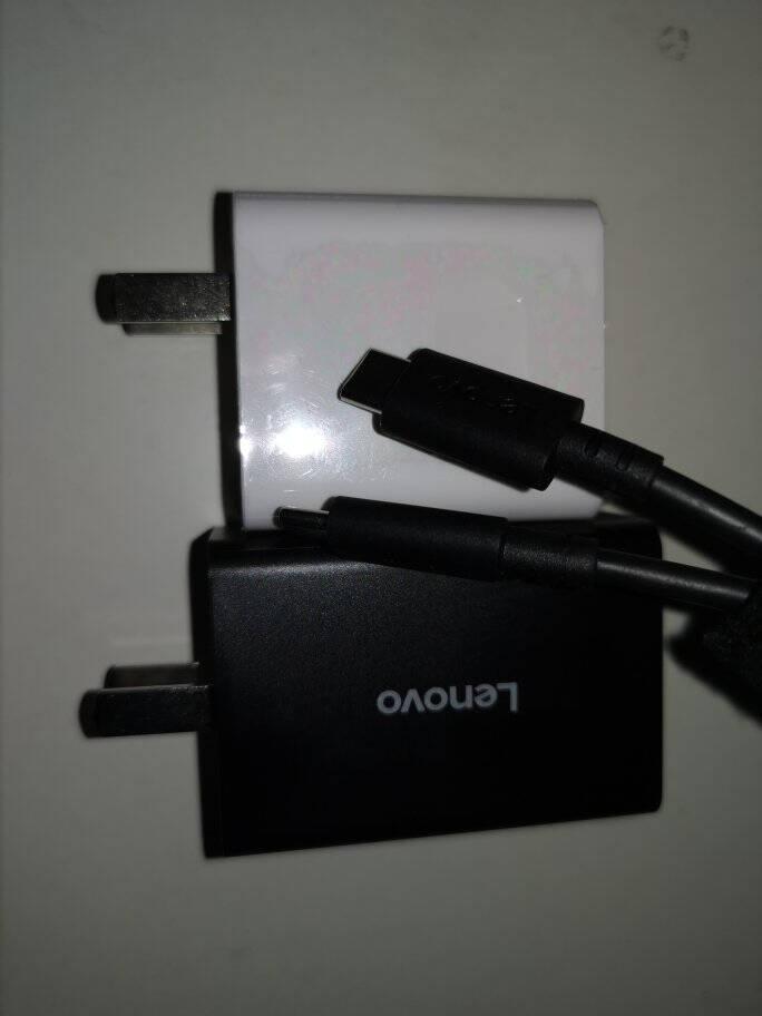 联想(Lenovo)原装笔记本快充充电器ThinkpadX1/X270/E480电脑电源适配器含1.8米type-c口红电源线65W