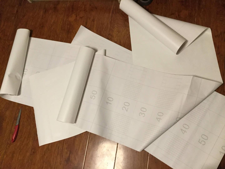 QUATREFOIL墙贴墙纸自粘白色壁纸马卡龙素色客厅电视背景墙翻新贴卧室宿舍贴纸0.45*10米纯白