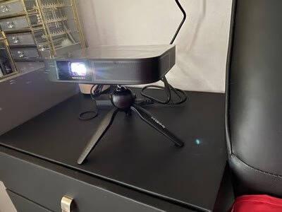 极米(XGIMI)X-Desktop桌面支架(多功能多用途便携视角可调Z4Air系列需配转接盘)更多适配咨询客服