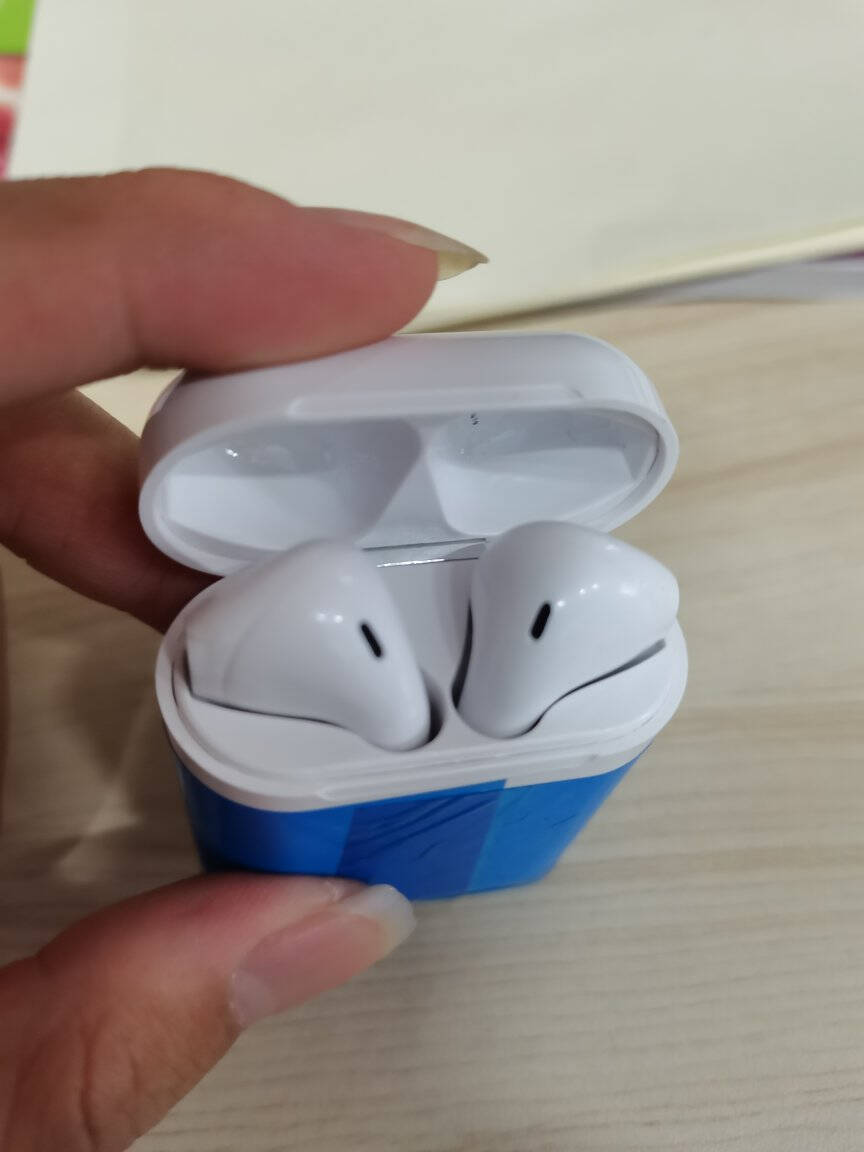 佐斯汀Air1.1无线蓝牙耳机适用于苹果/华为/vivo/小米/oppo/一加/联想/三星荣耀手机所有手机都通用【Air高配+触控版】高清通话降噪