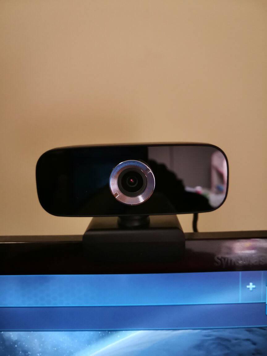 飞利浦高清摄像头带麦克风电脑台式机笔记本USB外置视频网课外接广角美颜主播直播学生考试教学家用录课720P高清版【自动对焦+进口硅麦】即插即用