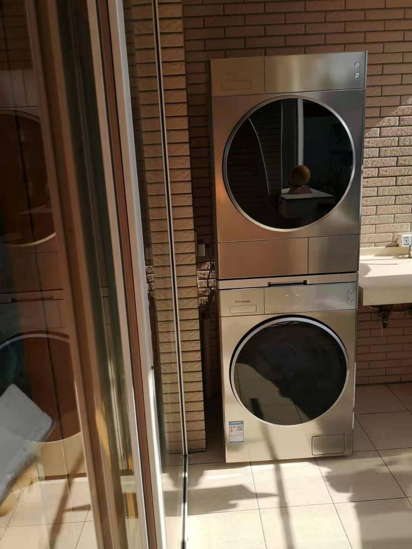 松下(Panasonic)热泵式烘干机烘护机除菌除味皮毛养护衣干即停NH-9098V