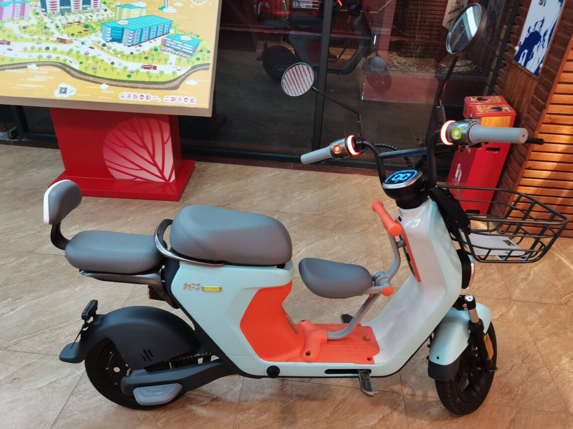 Ninebot九号电动车挡风被冬季加厚摩托车防寒电瓶车挡风罩(黑色)