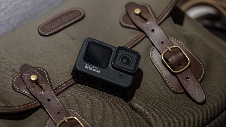 GoPro HERO9运动相机,扩展能力更强的拍摄工具