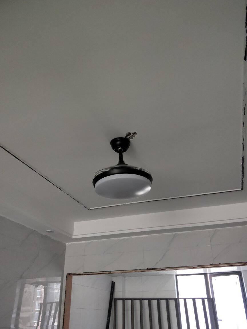 雷士照明(NVC)led吸顶灯北欧客厅灯现代简约卧室灯书房餐厅灯全屋超薄灯具套餐【光鸿】36瓦三段调光卧室灯