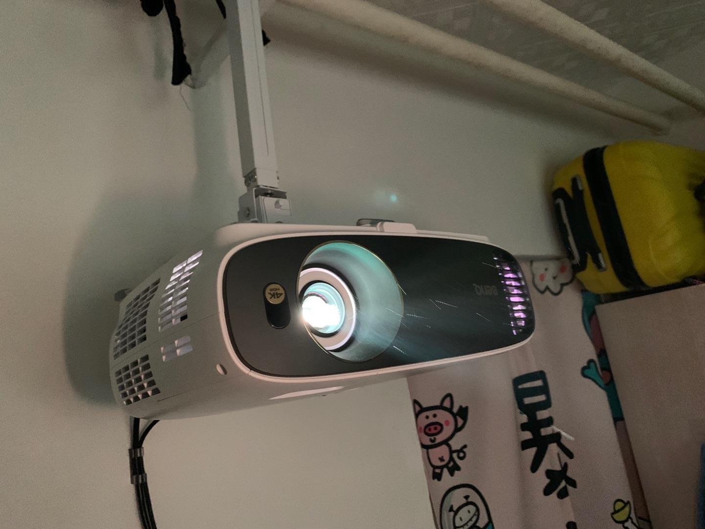 明基4K高清投影仪,具有非常棒的色彩表现力