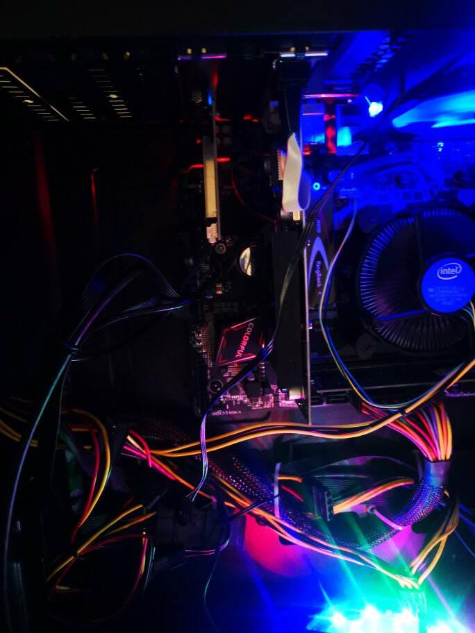 小影霸(Hasee神舟)GT610/710多屏显卡HDMIDVIVGA接口炒股监控投影办公卡GT610显卡2G