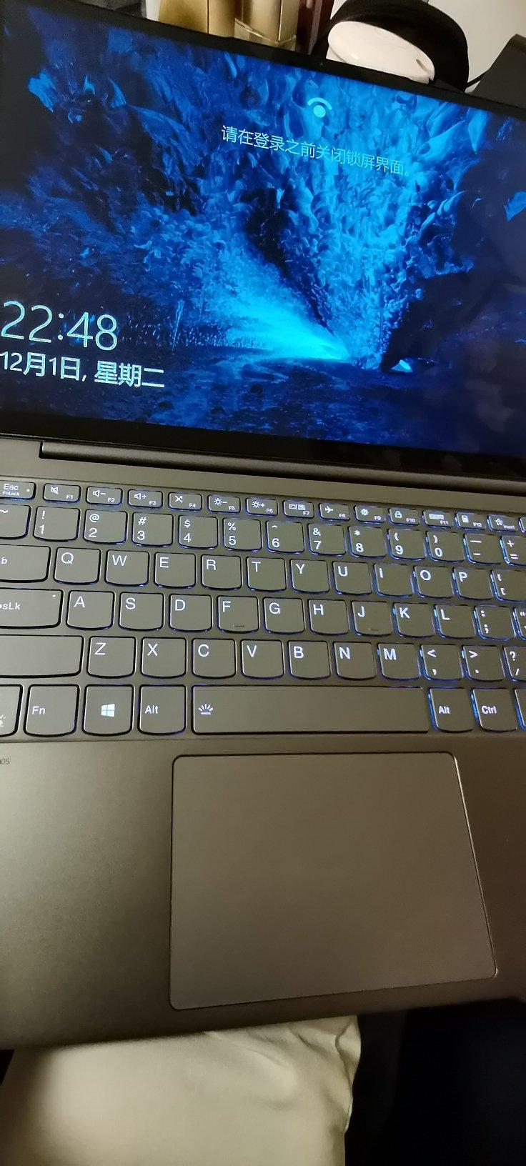 联想YOGA高色域全面屏电脑,办公用非常赞的一款笔记本