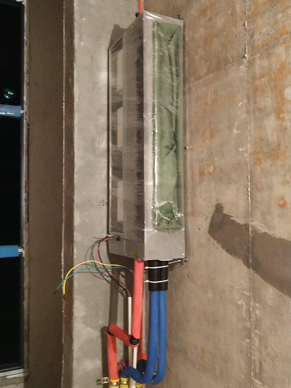 美的(Midea)空调家用商用中央空调风管机一拖一直流变频TR冷暖wifi智能家电大3匹GRD72T2W/BP2N1-TR