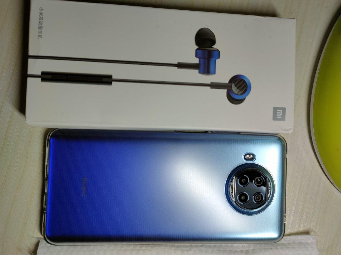 红米Note9 Pro手机,多级刷新变速好玩游戏