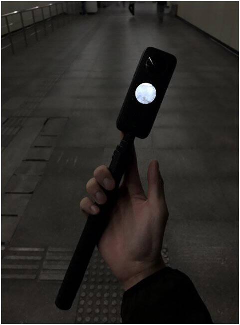 Insta360ONEX2口袋全景防抖相机5.7K高清防抖平面全景二合一拍摄10米裸机防水ONEX2滑雪礼盒