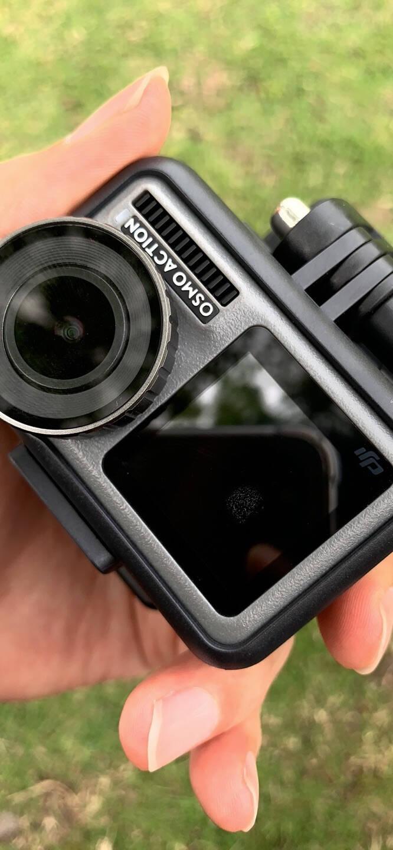 DJI大疆OsmoAction续航套装灵眸运动相机双彩屏超强增稳超清画质裸机防水