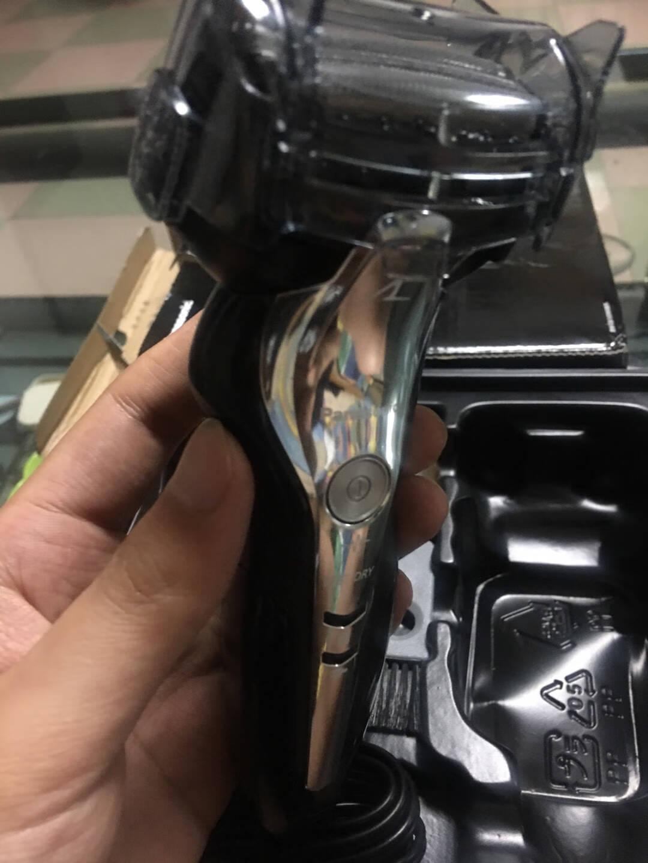 松下(Panasonic)电动剃须刀刮胡刀进口机身ES-ST3Q-K