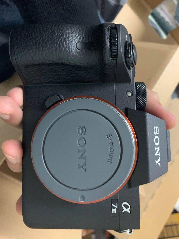 Sony/索尼ILCE-7M3a7m3a73微单数码相机4K视频专业级全画幅单机身(不含镜头)官方标配