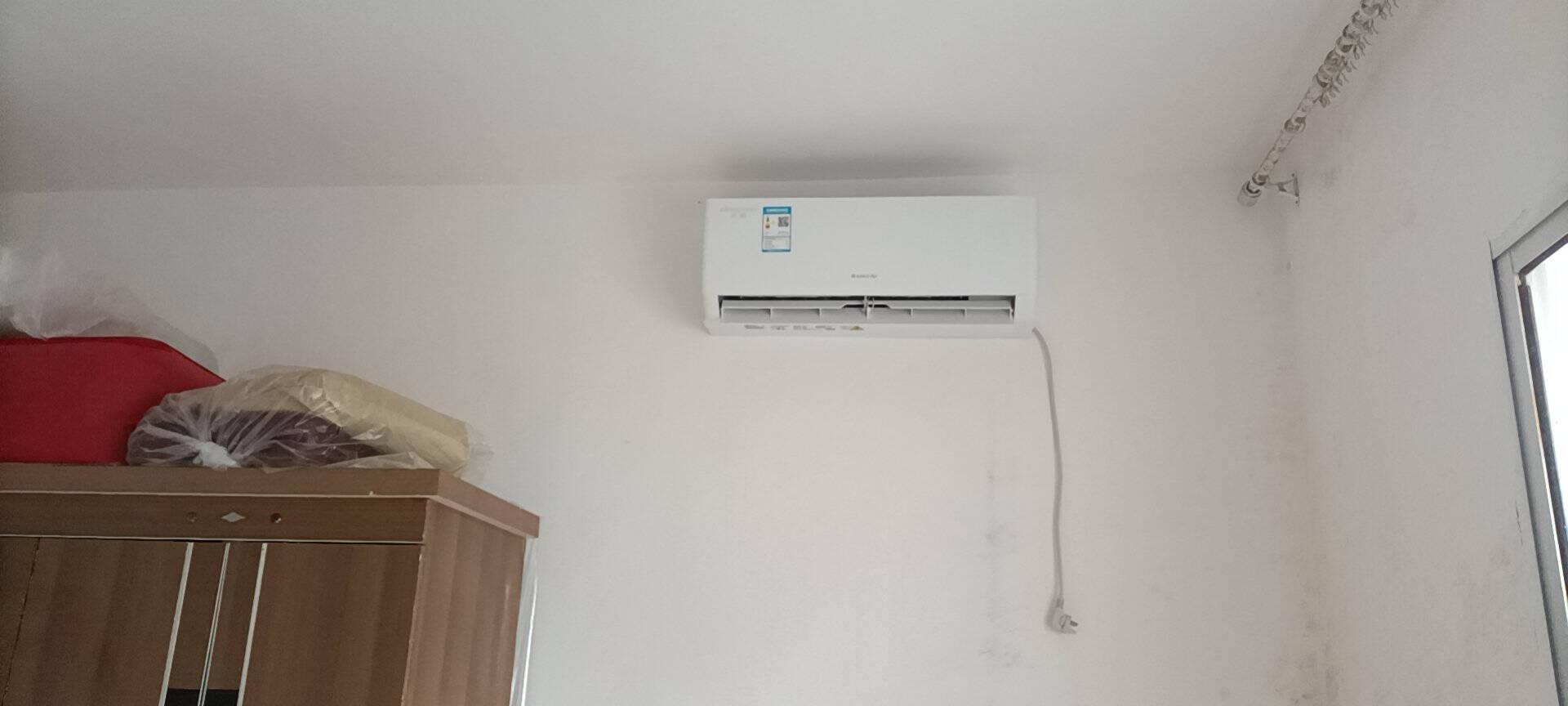 格力(GREE)大1匹天丽新能效变频冷暖自清洁壁挂式卧室空调挂机KFR-26GW/(26530)FNhAk-B3