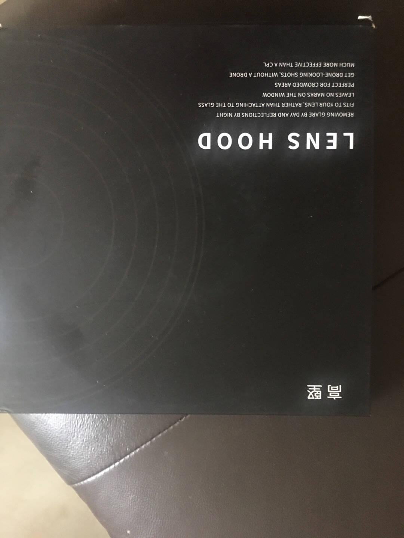 cokin高坚消光罩微单反相机镜头遮光罩防玻璃反光硅胶镜头罩GZ-19010A