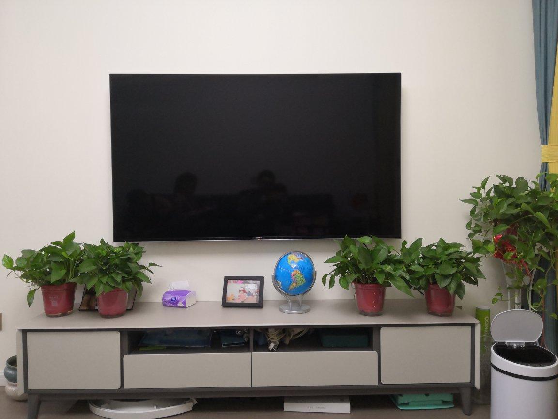 索尼 65英寸4K超高清电视,出色的色彩和声音表现力