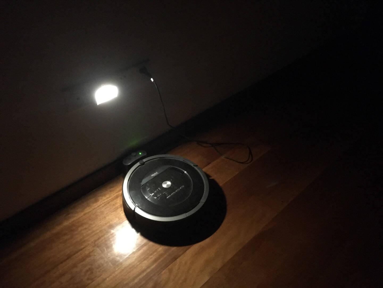 智物ZHIWU人体感应灯小夜灯充电走廊灯厨卫生间灯床头地脚灯壁灯LED免打孔无线长续航2200毫安