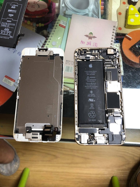 诺希旗舰MAX苹果6电池/高容量iphone6电池苹果电池/手机内置电池更换吃鸡王者游戏电池