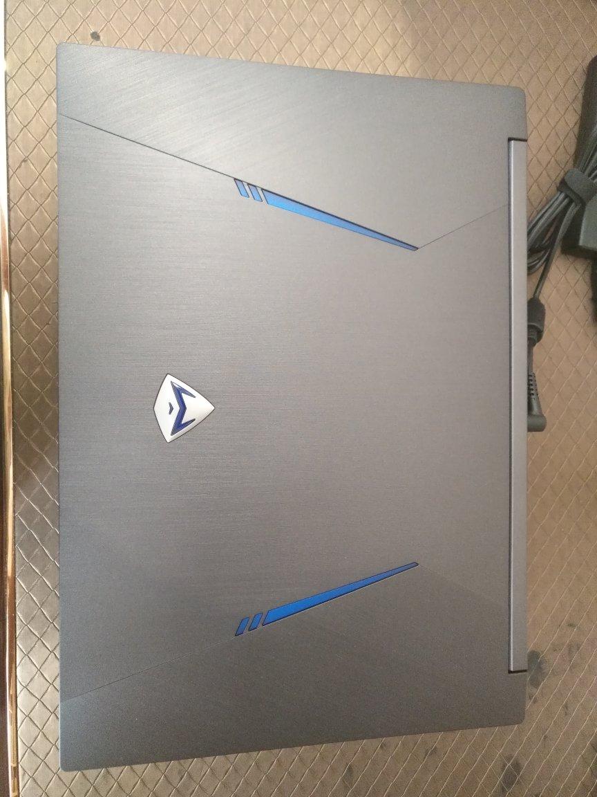 机械师逐空T58旗舰版游戏本,RTX2060显卡游戏用