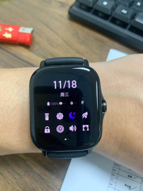 Amazfit GTS2智能手表,独立音乐离线语音助手