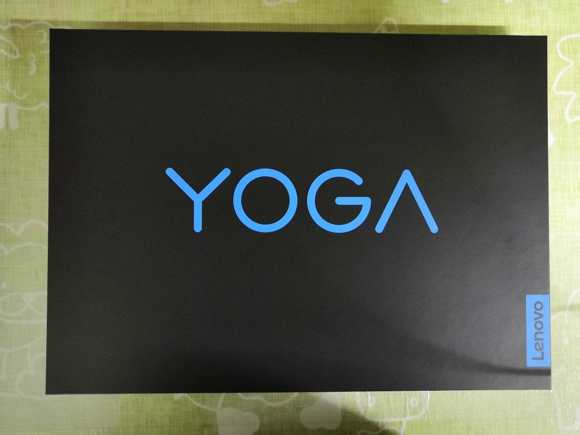 联想yoga超轻薄笔记本,送女朋友办公用礼物