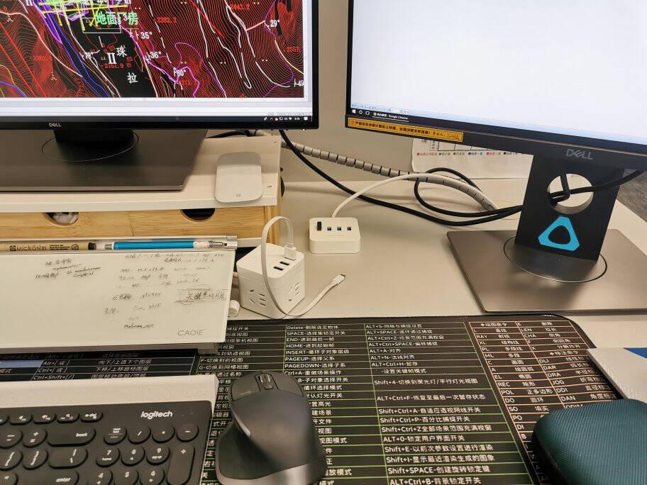 绿联(UGREEN)USB3.0分线器高速4口HUB扩展坞集线器笔记本电脑一拖四转换器延长线带电源接口1.5米30221