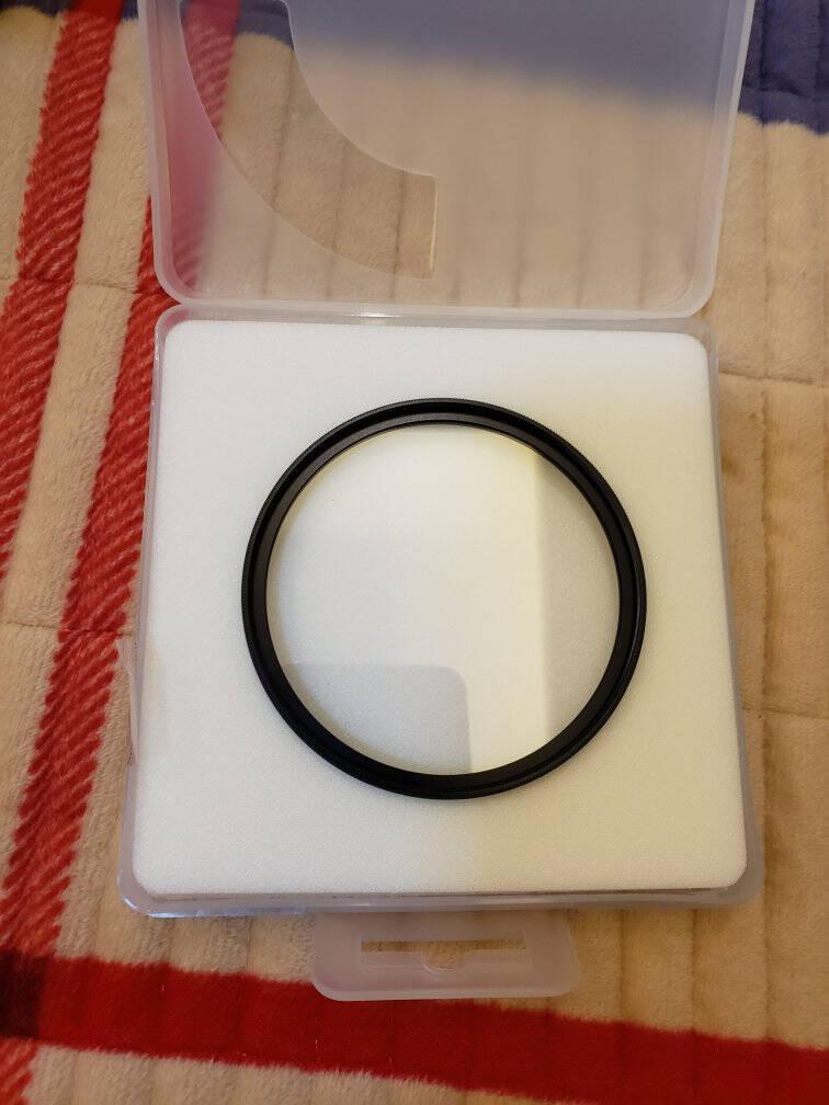 耐司(NiSi)UV镜46495255626772mm单反相机镜头保护镜77mm