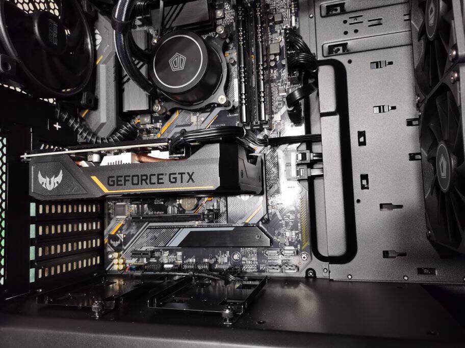华硕(ASUS)TUFGAMINGB460-PRO(WI-FI)主板支持CPU10500/10400/10400F(IntelB460/LGA1200)