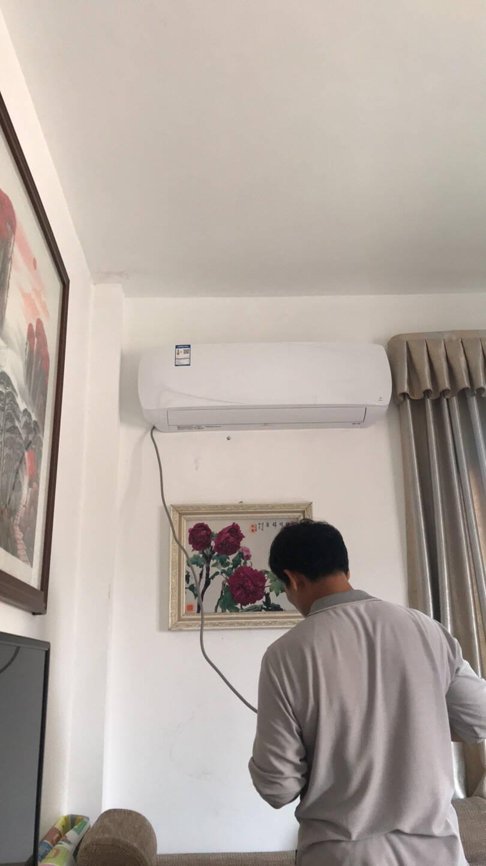 科龙空调挂机1.5匹变频冷暖节能家用卧室壁挂式挂机新能效柔风内外机自清洁1.5匹KFR-35GW/QTA3a(1V01)