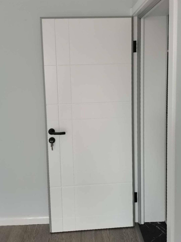 TATA木门厨房推拉门阳台移门玻璃推拉门免漆定制推拉门TL015预付定金