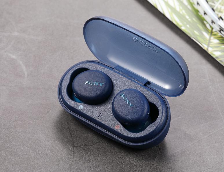 索尼重低音真无线耳机,带来优秀低音体验