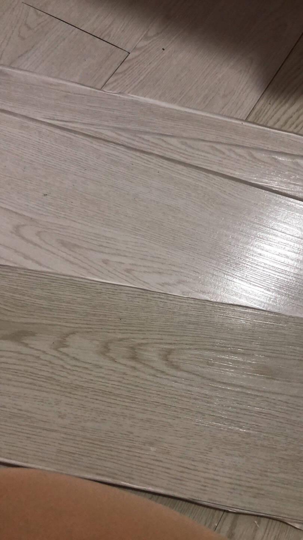 永裕地板贴自粘防水卧室地板革[5平方]加厚耐磨pvc地板家用水泥地木纹长条地板贴5平方8128经典橡木8128