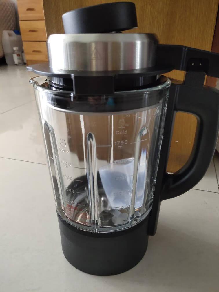 苏泊尔(SUPOR)破壁机多功能家用智能预约加热破壁料理机榨汁机豆浆机绞肉机果汁机搅拌机辅食机新款SP503