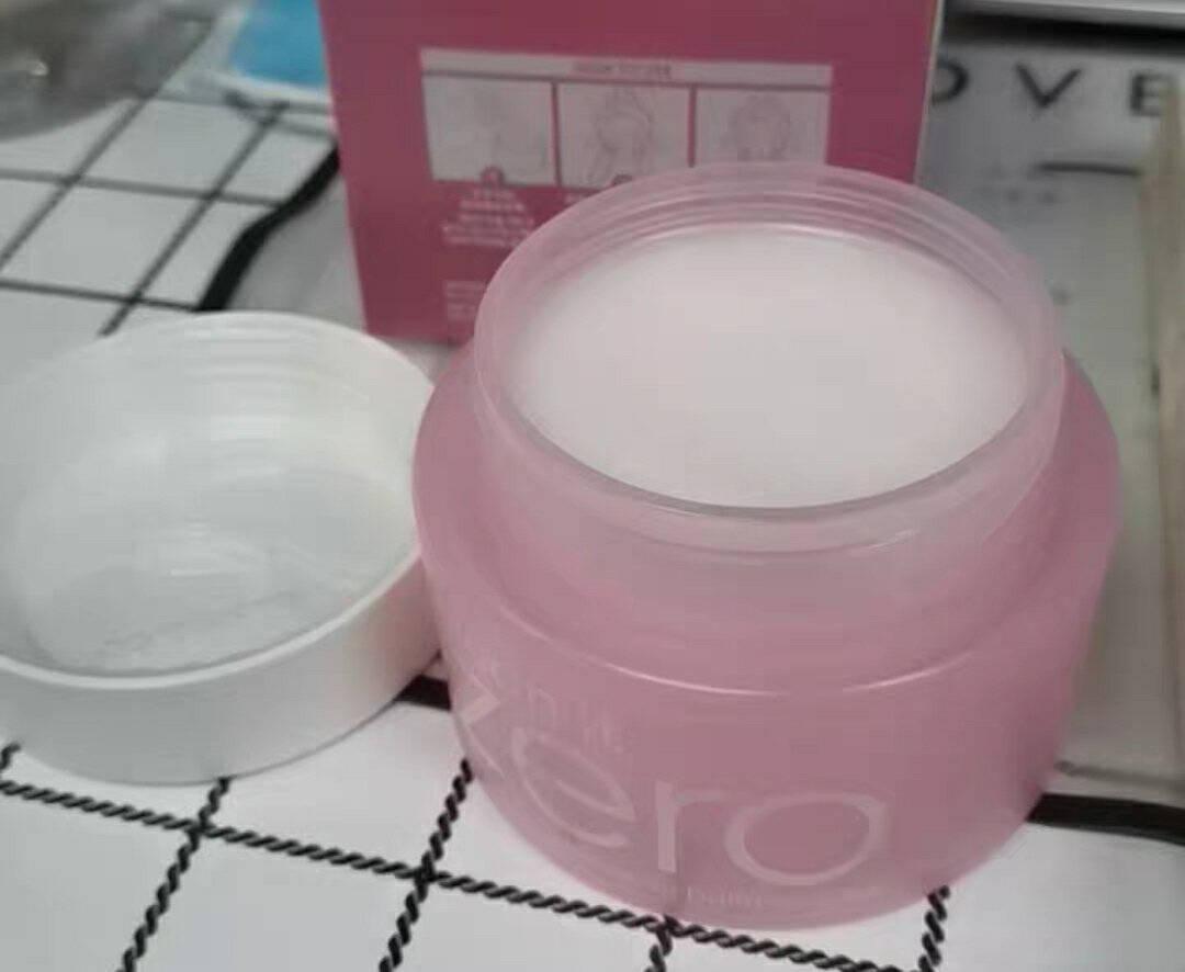 韩国进口芭妮兰(banilaco)致柔卸妆膏卸妆乳100ml/瓶粉色经典温和清洁零刺激眼唇可用非卸妆油卸妆水
