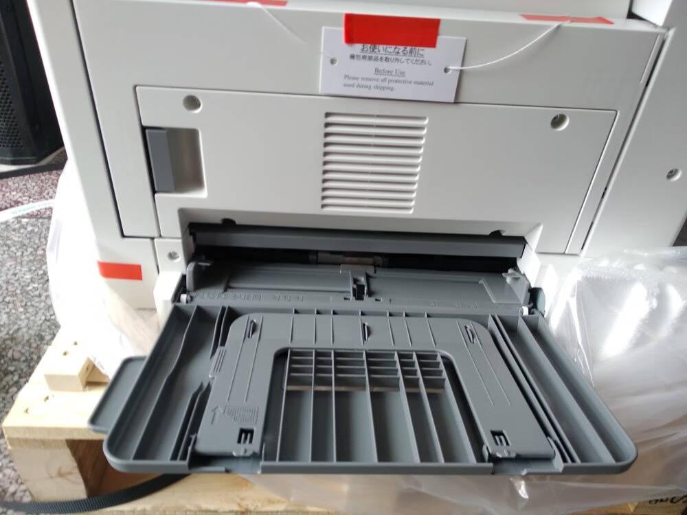 KONICAMINOLTA柯尼卡美能达185en复印机A36180en黑白激光复合机打印机一体机185en碳粉TN117(打印100页约2块成本)标准容量(1支5500页不含机器)
