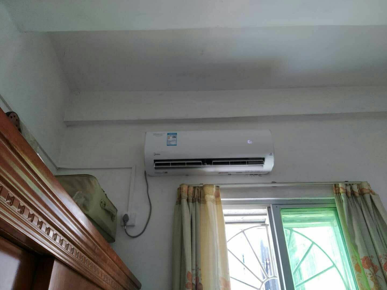 美的(Midea)新一级能效1.5匹ECO节能卧室变频防直吹冷暖壁挂式空调冷静星KFR-35GW/BP3DN8Y-PH200(1)