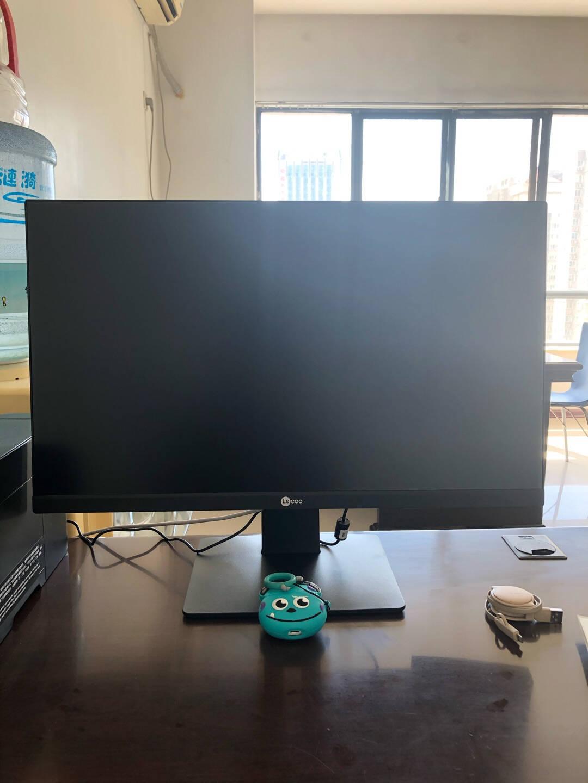 联想(Lenovo)来酷一体机LecooAIO办公家用一体电脑23.8英寸全高清屏赛扬J31604G256GSSD无线键鼠