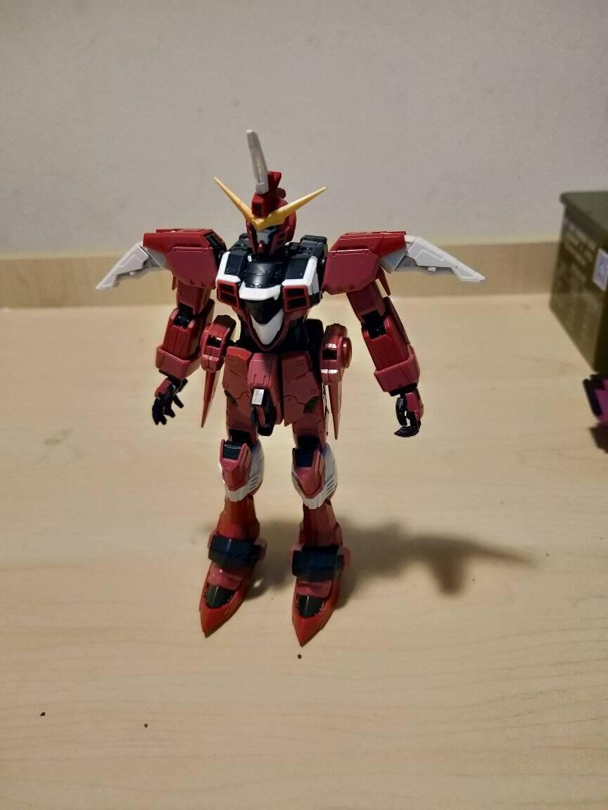 万代BANDAI高达拼插拼装模型玩具RG1/144敢达【送支架】RG01RX-78元祖163280
