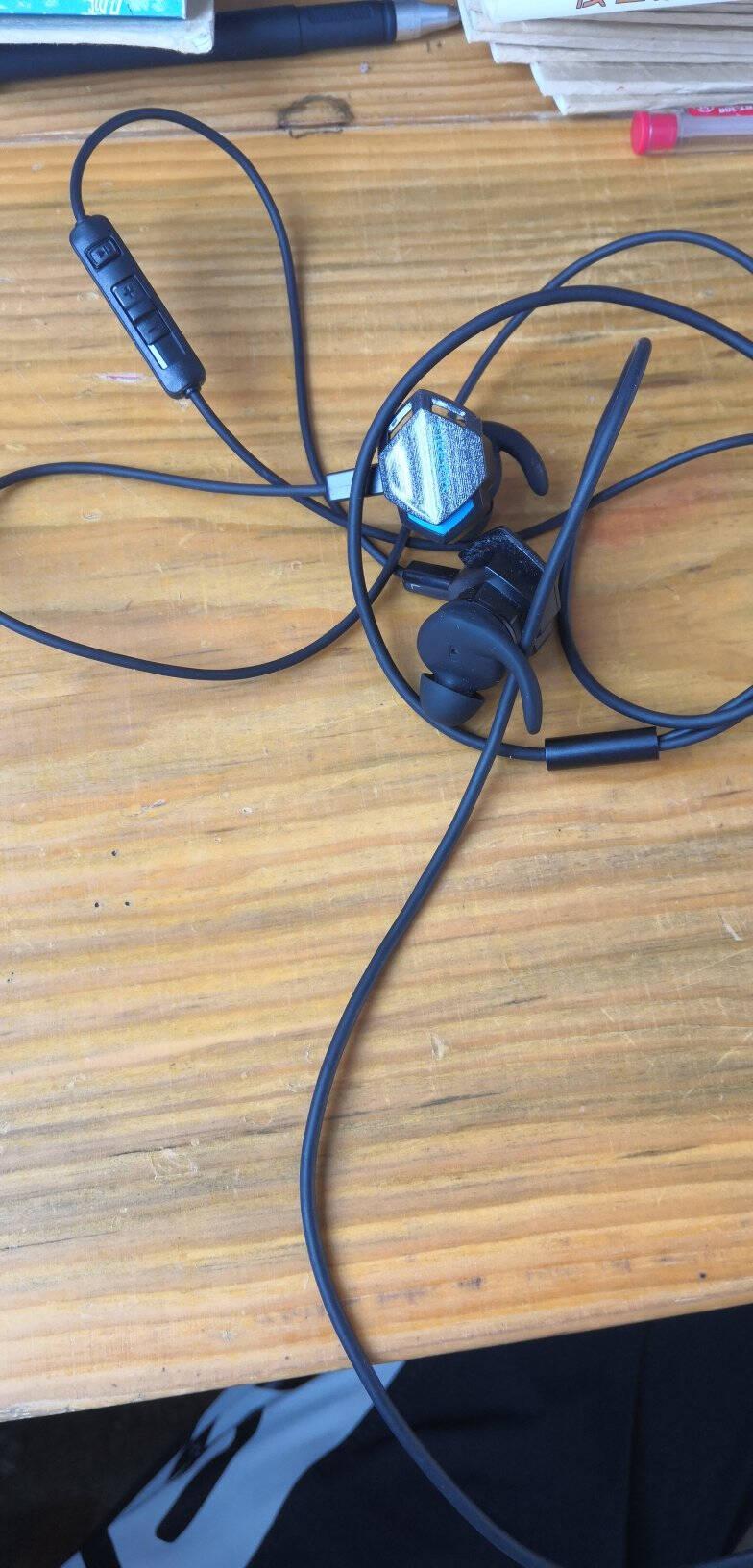 西伯利亚MG-2游戏耳机入耳式电竞吃鸡耳机听声辩位7.1声道外置声卡电脑手机耳机带麦MG-2Pro7.1声道电脑版黑色
