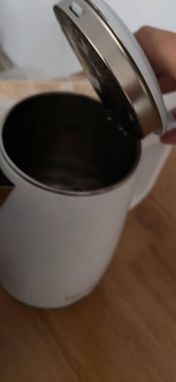 荣事达Royalstar电水壶热水壶电热水壶304不锈钢1.8L容量双层防烫暖水壶烧水壶开水壶GS18B11