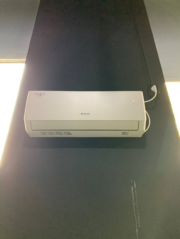 格力(GREE)1.5匹云佳新能效变频冷暖自清洁壁挂式卧室空调挂机(珊瑚玉)KFR-35GW/NhGc3B
